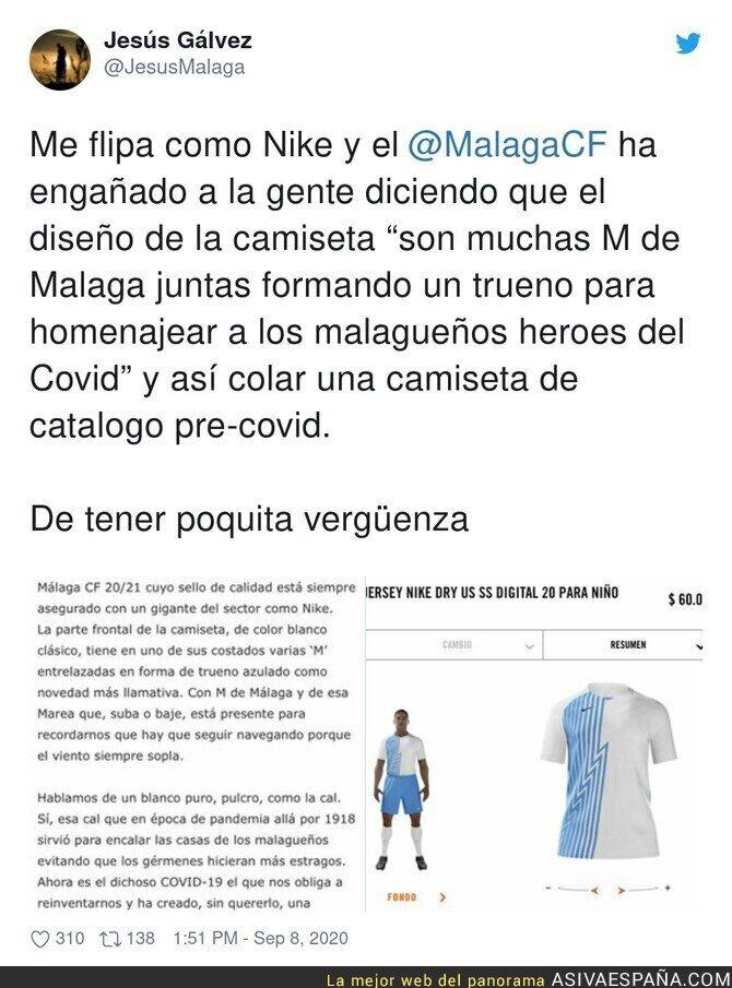 360218 - El homenaje del Málaga...