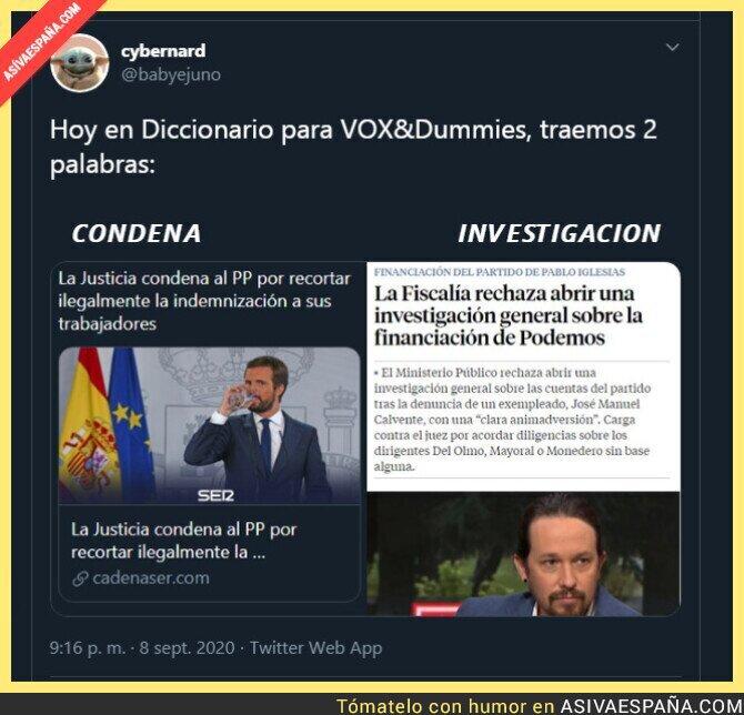 360270 - Diccionario para VOX&Dummies