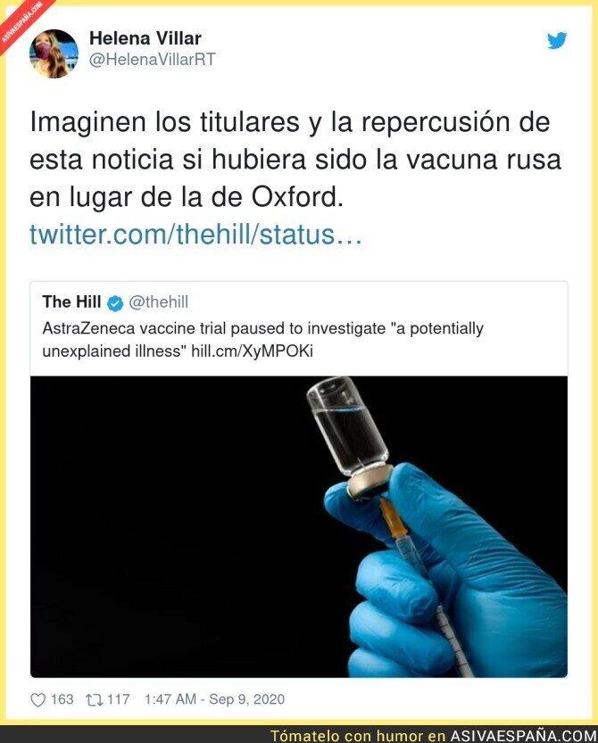 360862 - Las esperanzas se esfuman con la vacuna de Oxford