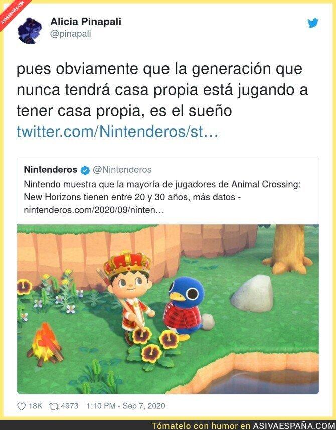 361012 - El sueño de todo joven se cumple gracias a Nintendo