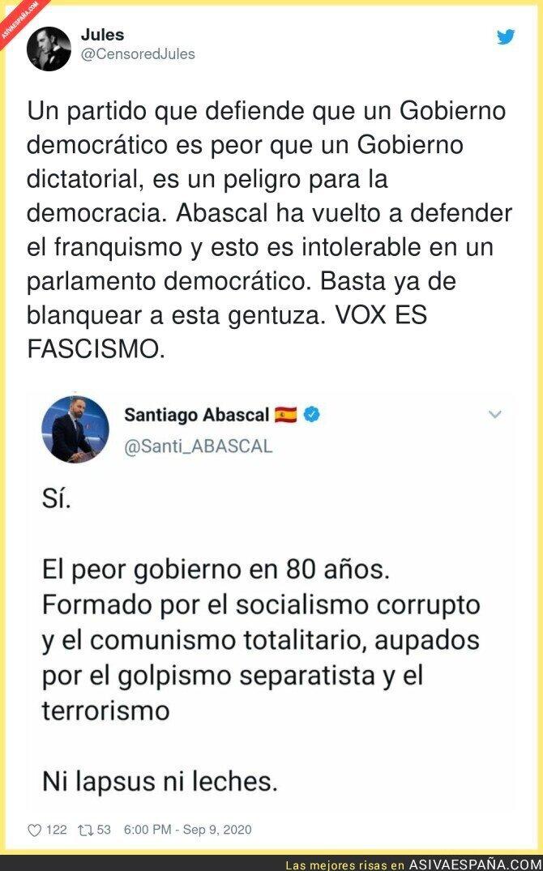 361944 - VOX es fascismo