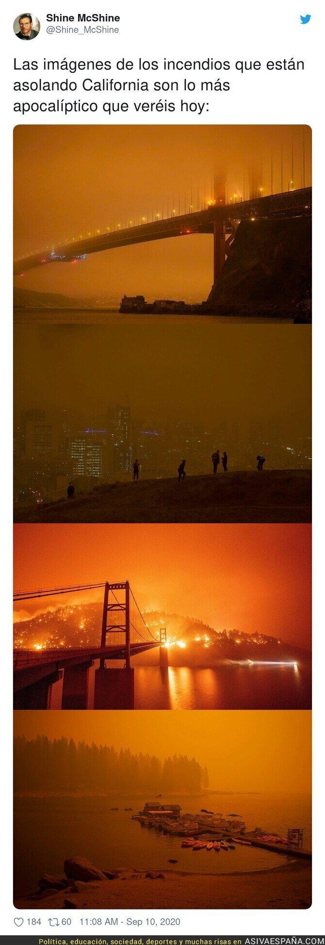 362852 - Tremendas imágenes de California