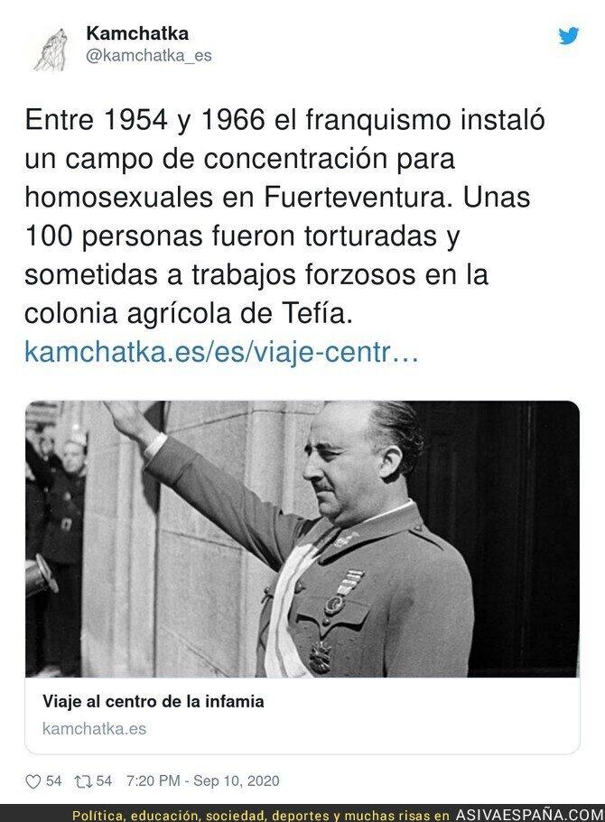 363497 - Que bien se vivía con Franco