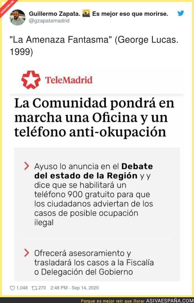 368608 - Mientras tanto la Comunidad de Madrid...