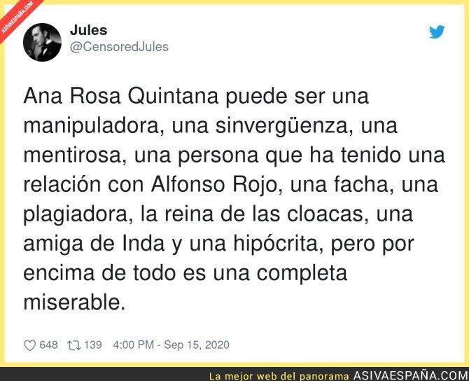 368939 - Simplemente Ana Rosa Quintana
