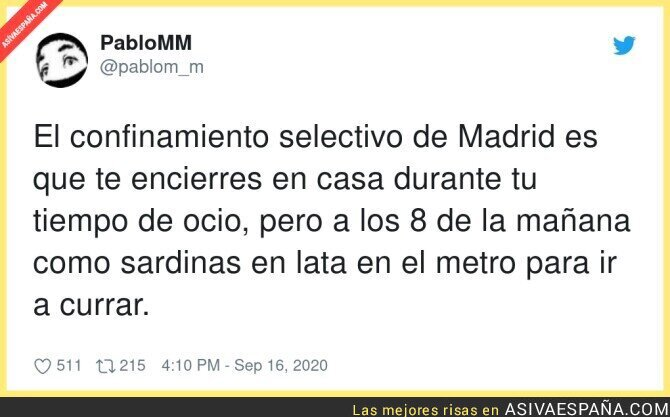 370225 - La lógica de Madrid
