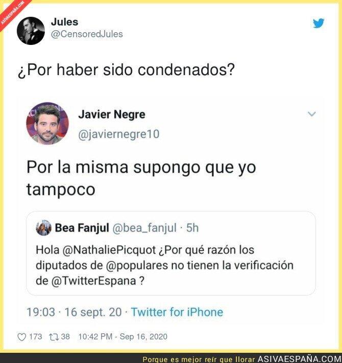 370659 - Javier 'El Condenas' Negre sigue llorando