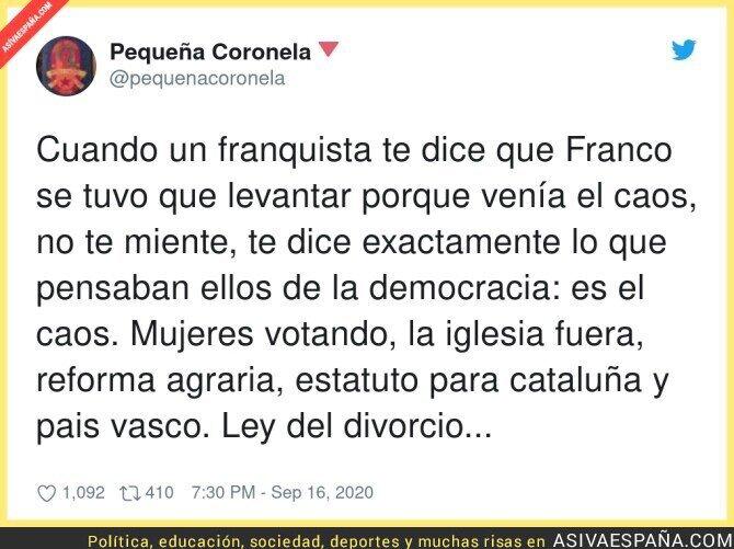 370882 - El caos sin Franco