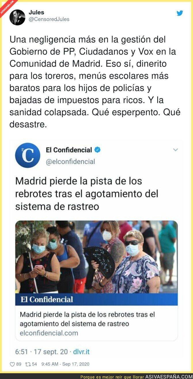 370965 - Sigue el desastre en Madrid