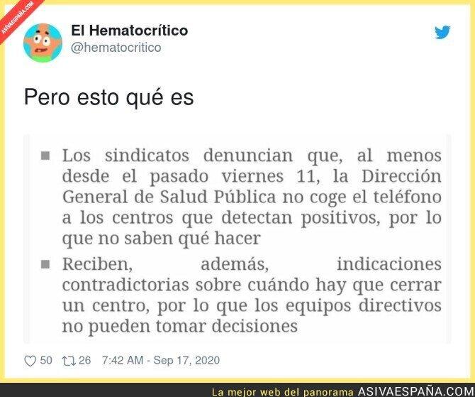 371145 - Caos e incompetencia en Madrid