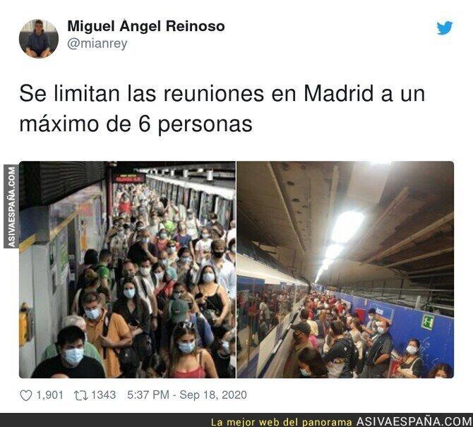 373177 - Para celebrar cumpleaños se pueden hacer perfectamente en el Metro de Madrid
