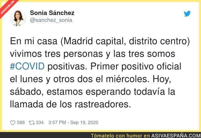 374867 - Los rastreadores no existen en Madrid