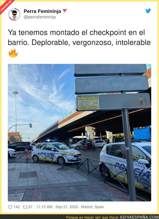 377495 - Así se controla una pandemia en Madrid