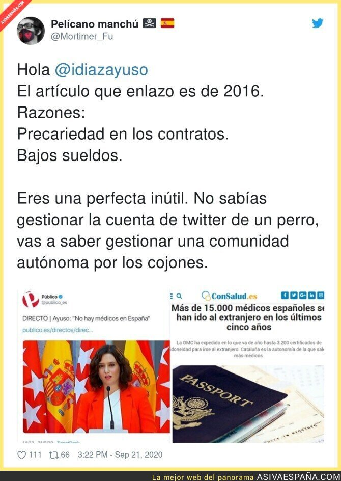 377913 - Así se desmiente a Isabel Díaz Ayuso