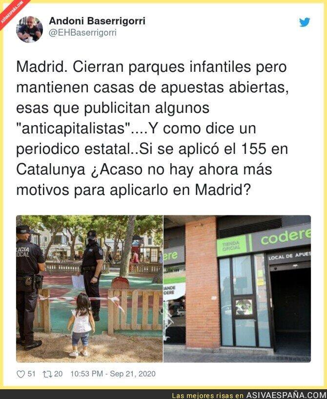 378816 - Madrid sigue abierta inexplicablemente
