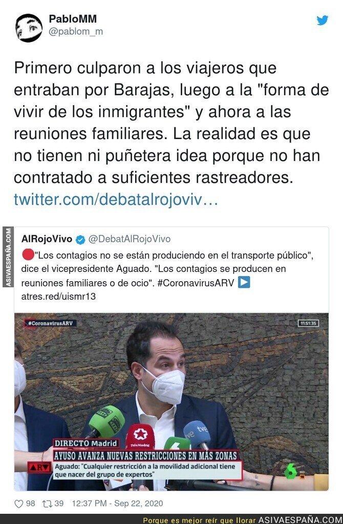 379247 - En Madrid no saben por donde les viene el lío