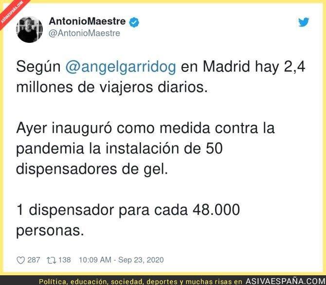 380497 - Son unos genios en Madrid
