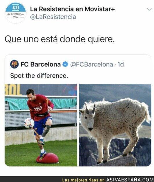 381120 - Tienen a Messi secuestrado que alguien le ayude