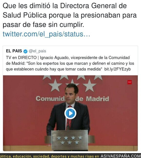 381758 - Mienten sin parar en Madrid
