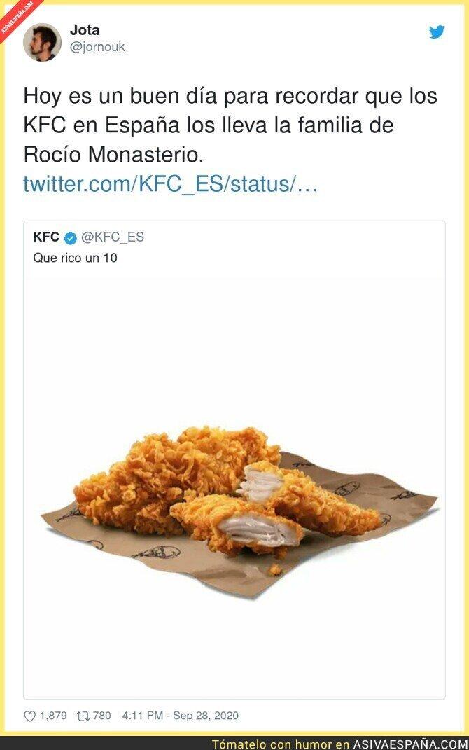 389548 - Ahora cuando vayas a comer al KFC ya lo sabes