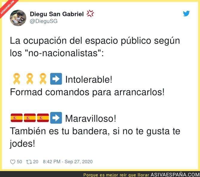 390054 - Así es el doble rasero en España