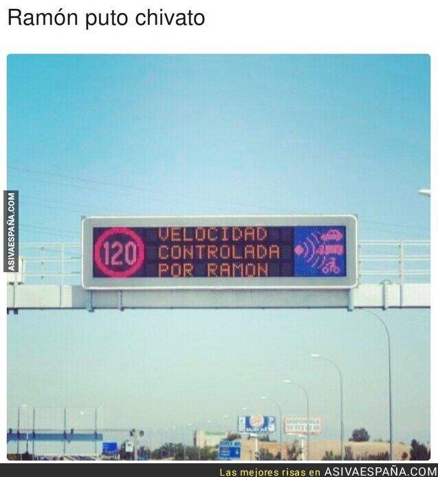 392224 - Ramón está al tanto de todo