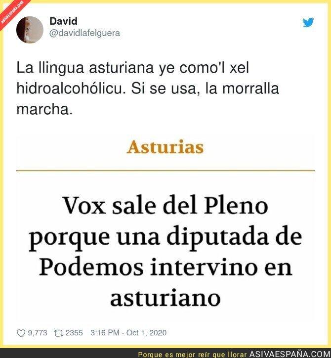 396567 - Puxa Asturias y su lengua