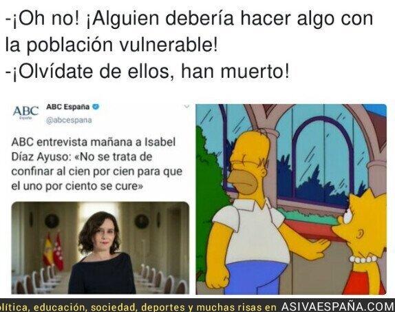 398110 - La empatía de Isabel Díaz Ayuso