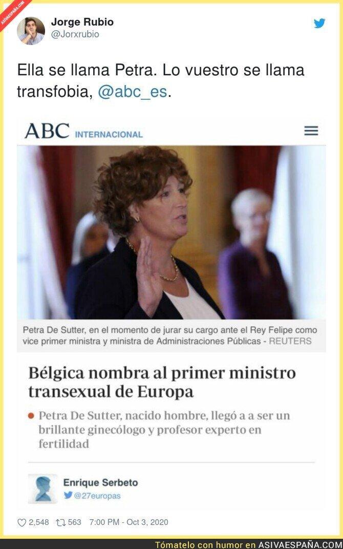 398193 - ABC es una vergüenza de medio de comunicación
