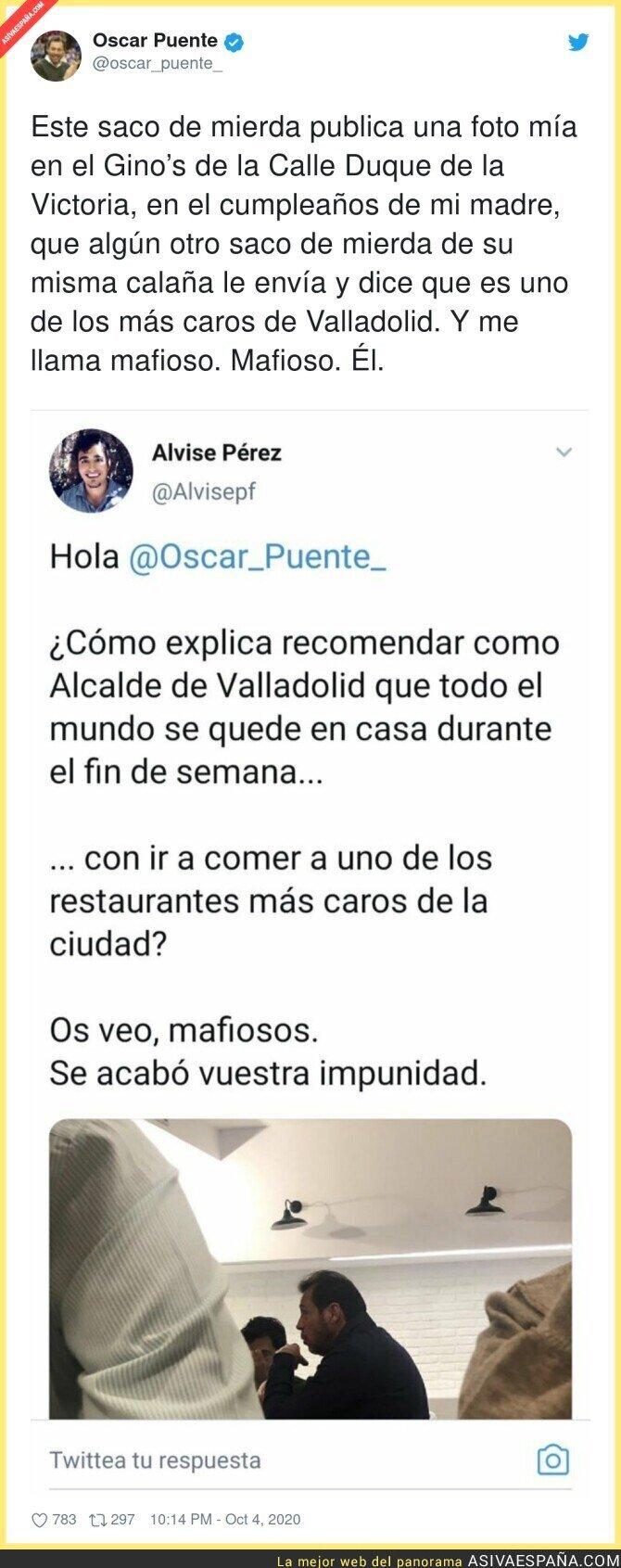 398844 - El mismo que publicó que Manuela Carmena se instaló un respirador en su casa.  No tiene credibilidad ni moral