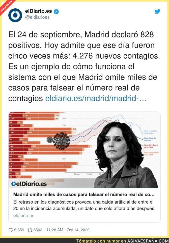 414846 - Isabel Díaz Ayuso debería estar en prisión