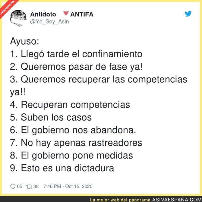 417383 - Simplemente Isabel Díaz Ayuso