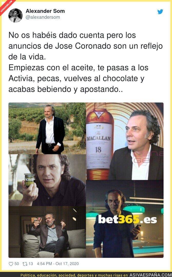 420332 - Los anuncios de José Coronado