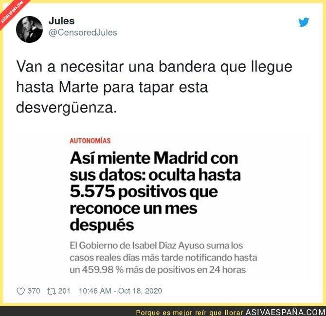 420491 - Las mentiras que se van destapando en Madrid