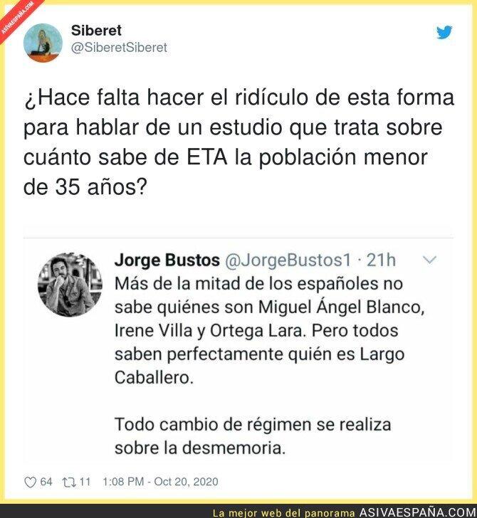 423601 - Jorge Bustos no puede parar