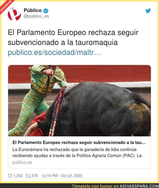 427567 - Grandes noticias desde el Parlamento Europeo