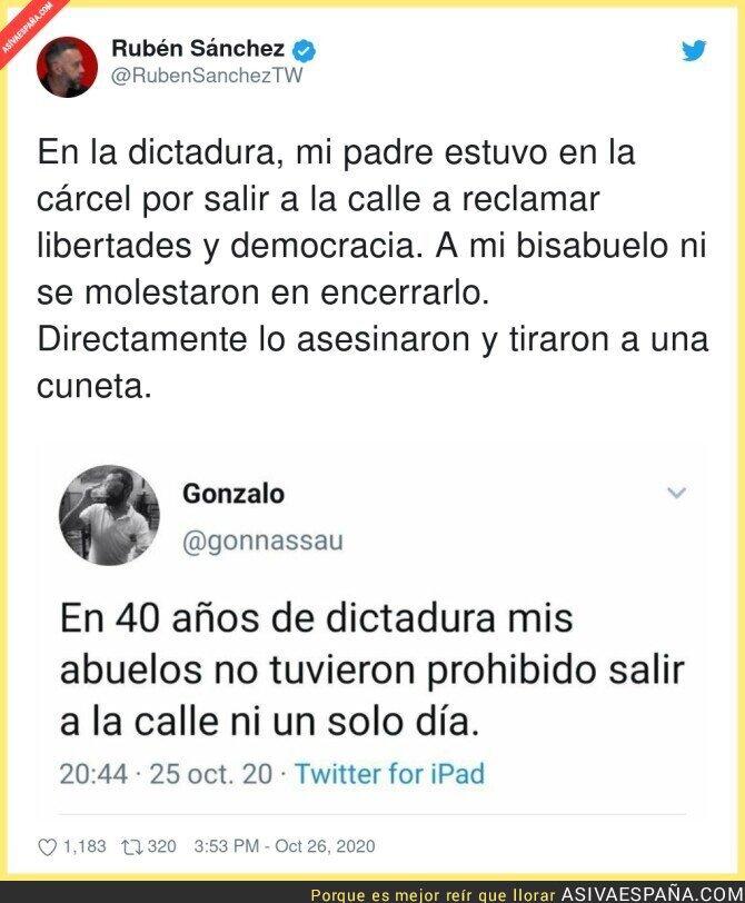 435136 - Los problemas reales de una dictadura