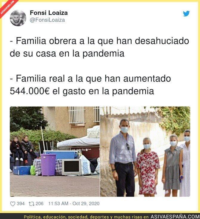 439621 - La diferentes clases que hay en España en plena pandemia
