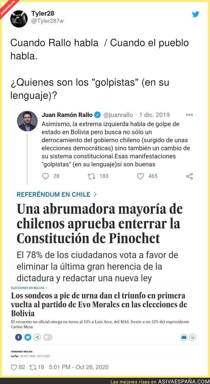 440146 - El gran nivel lamentable de Juan Ramón Rallo