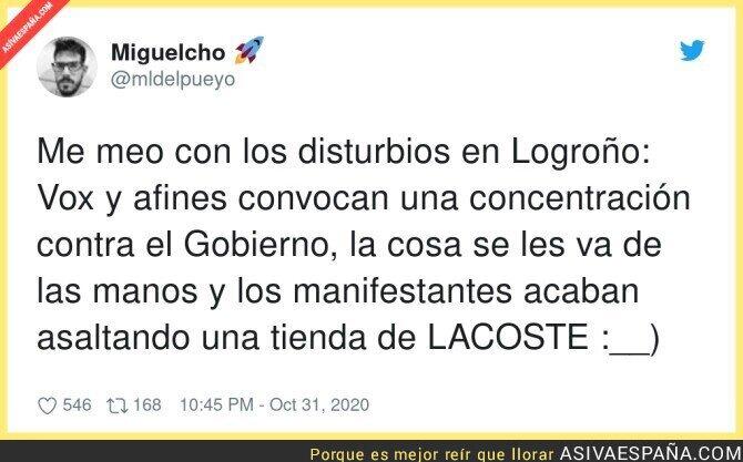 442976 - Es demencial lo de Logroño