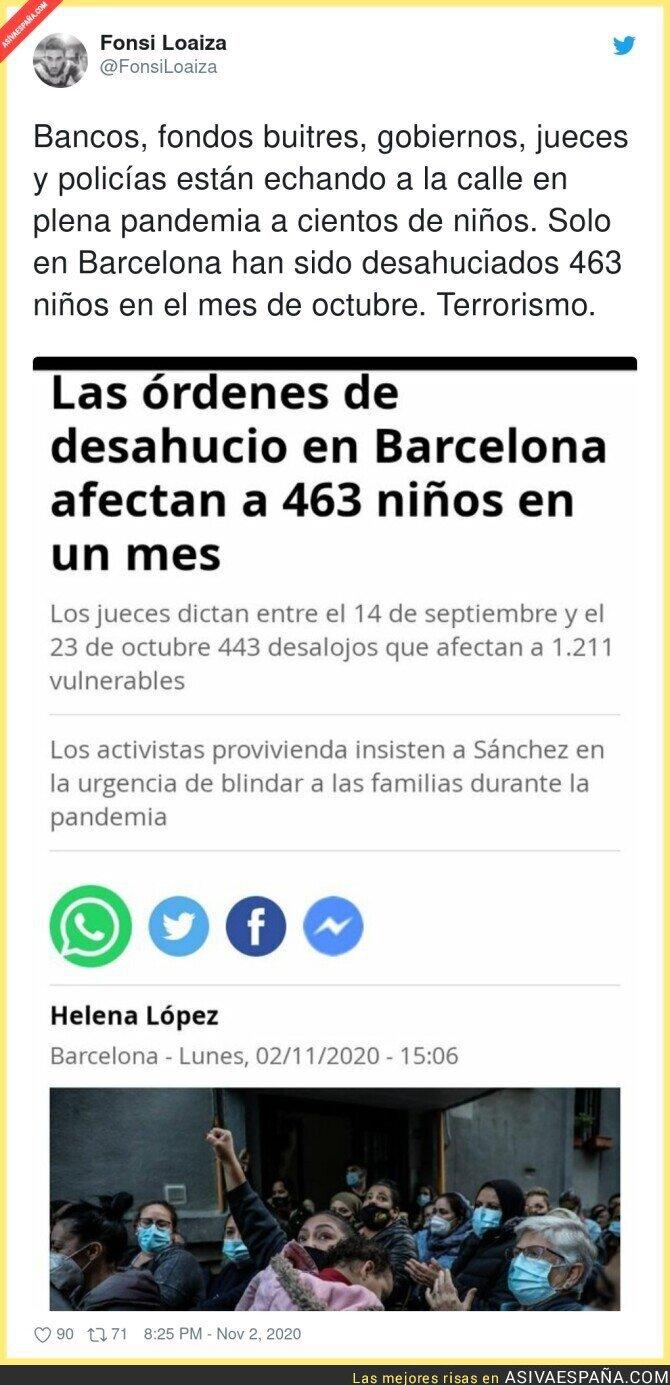 446858 - Terrorismo contra la gente