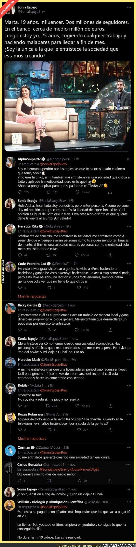 447903 - Esta periodista se acaba de echar encima a todo internet por criticar de esta forma tan básica a la youtuber Marta Díaz
