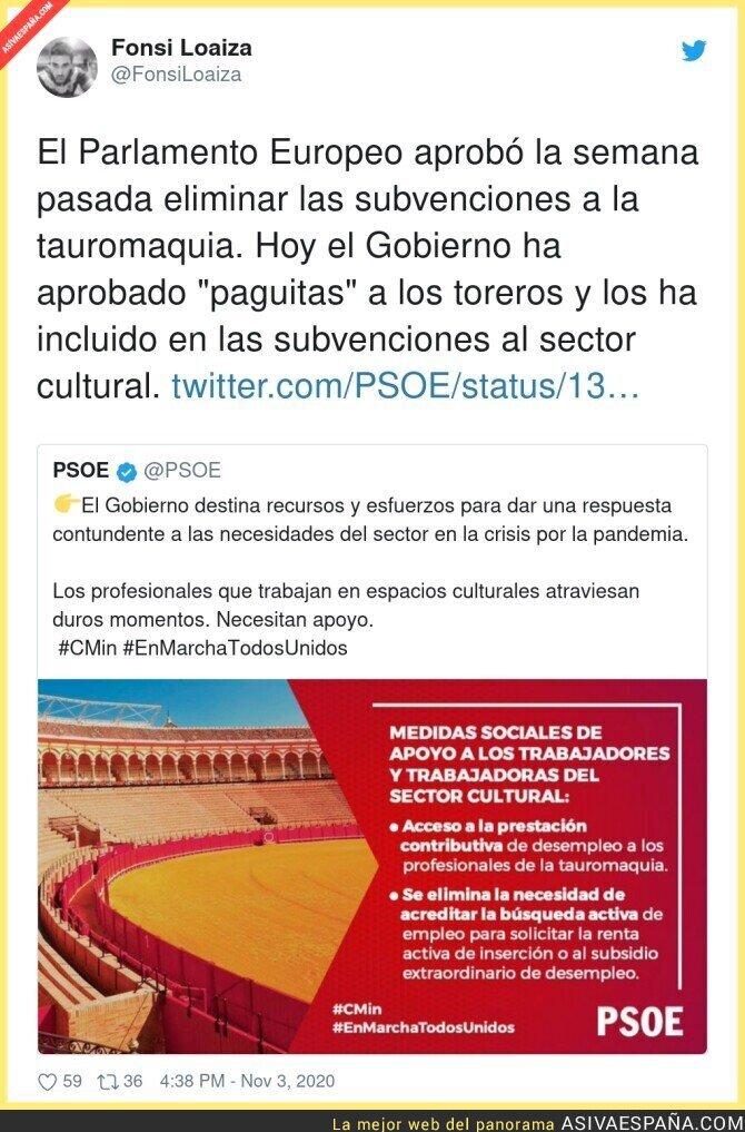 448095 - El PSOE está irreconocible