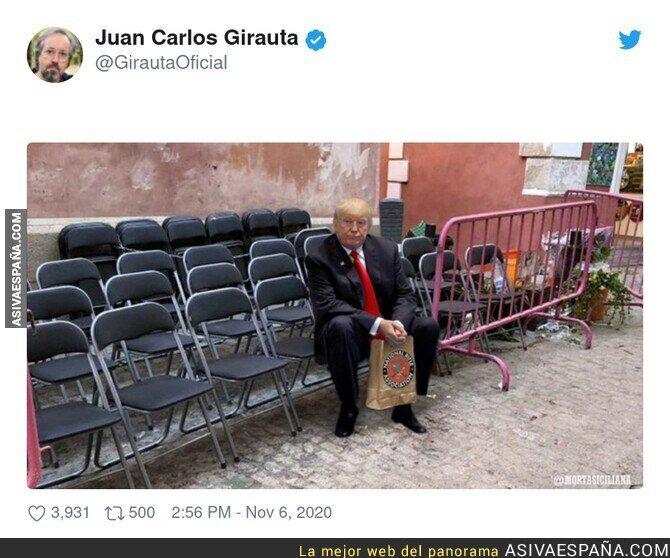 453474 - Trump ahora es tan Girauta...