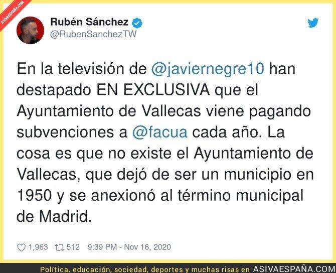 469142 - Así es el periodismo de Javier Negre