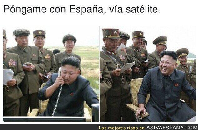 470982 - Cachondeo del norcoreano