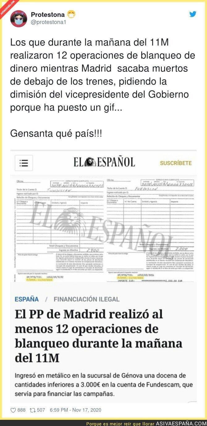 471016 - La vergüenza de España está en otro bando