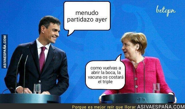 471605 - No está la Merkel pa bromas