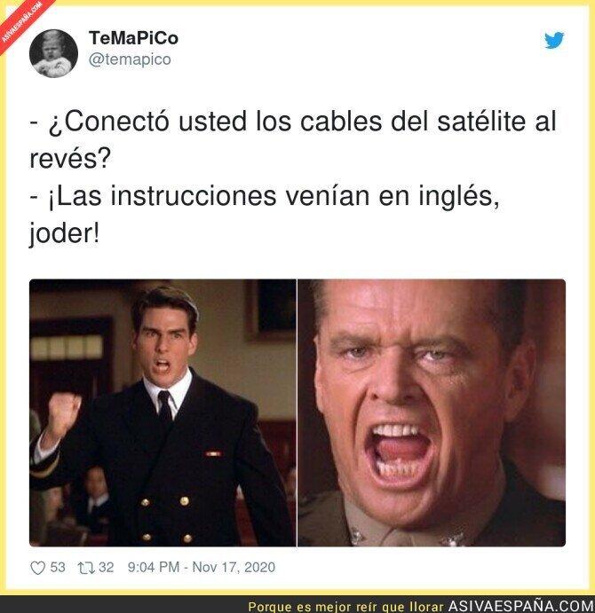 471697 - Terrible error en el satélite español