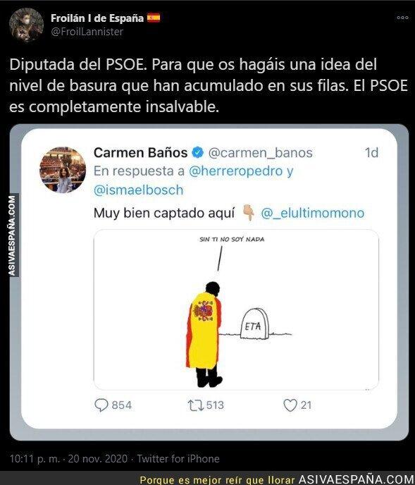 475101 - Menudo nivel hay en el PSOE
